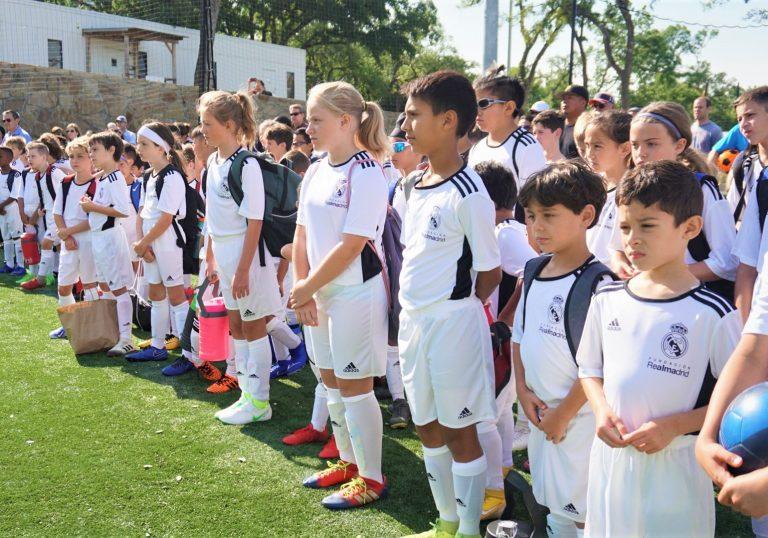 soccer training program houston